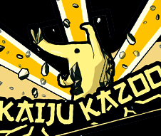 Kaiju Kazoo Logo - Augmented Reality Game